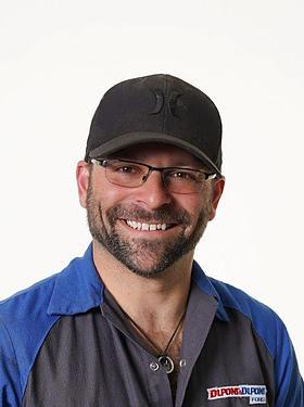 DANIEL CHARLEBOIS : Mécanicien