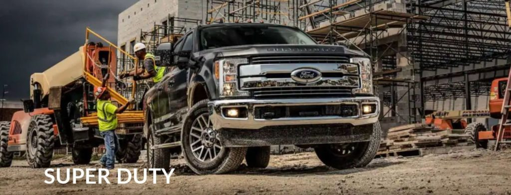 SUPER DUTY COMMERCIAL 2019
